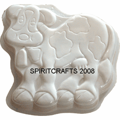 "CUTE COW CAKE MOLD PAN (10"" x 11"")"