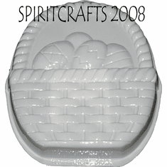 "EASTER BASKET CAKE PAN / MOLD (10"" x 11"")"
