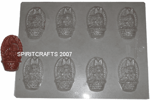 EASTER CANDY <br> MOLDS </br>