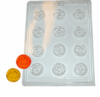 PLANT AND FLOWER <br> CANDY / WAX EMBED<br> SOAP MOLDS </br>