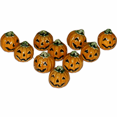 HALLOWEEN BEADS AND CHARMS
