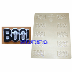 HALLOWEEN CANDY<br> WAX EMBED<br> SOAP MOLDS
