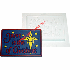 HOLIDAY PLASTER MOLDS