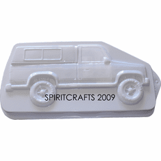 "PICKUP TRUCK CAN PAKE MOLD (14"" x 6"")"