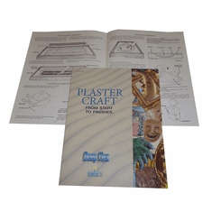 PLASTER CASTING INSTRUCTION BOOK