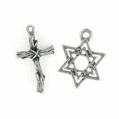 RELIGIOUS CHARMS AND BEADS
