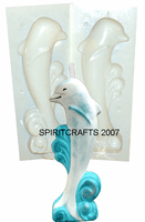 SEASIDE AND FISH<br>  CANDLE MOLDS
