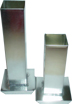SQUARE PILLAR CANDLE MOLDS