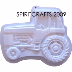 "TRACTOR CAKE PAN MOLD (10"" x 12"")"