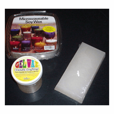 WAX, GEL<BR> AND ADDITIVES