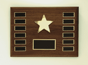 Employee of the Month Plaque - Click to enlarge