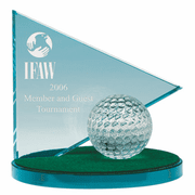 19th Hole Golf Trophies (3 Sizes) - Click to enlarge