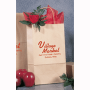 Personalized Wine Bottle Tote Bag - Click to enlarge
