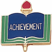 Achievement Pins - Click to enlarge