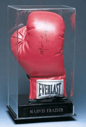 Acrylic Boxing Glove Display Case - Click to enlarge