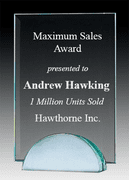 Apex Award - Glass - Click to enlarge