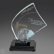 Apollo Crystal Award - Click to enlarge