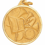 Band Medals (1 1/4