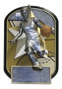 Rock N Jox Trophy - Basketball (Female) - Click to enlarge