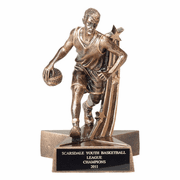 Basketball - Resin Trophies (Male) - Click to enlarge