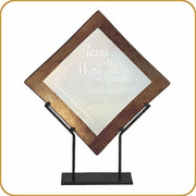 Bronze Plate Award - Click to enlarge