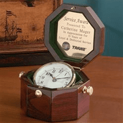 Captain's Gift Clock - Click to enlarge