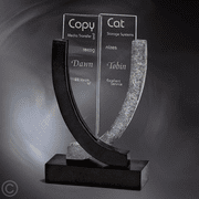 Chalice Marble & Glass Award - Click to enlarge