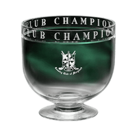 Championship Cup Trophies (Crystal)