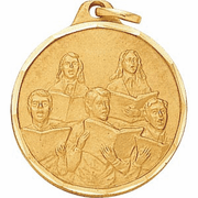 Choir Medals (1 1/4