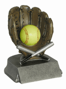 Classic Line Trophies - Softball - Click to enlarge
