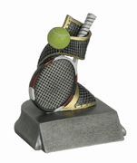 Classic Line Trophies - Tennis - Click to enlarge