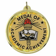 Academic Achievement Medals - Click to enlarge