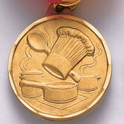 Culinary Arts, Cooking Medals (1 1/4
