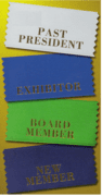 Custom Badge & Conference Ribbons (2