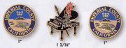 Enamel Lapel Pins with Photo - Click to enlarge