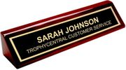Beautiful Engraved Desk Name Plates - Click to enlarge