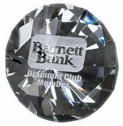 Diamante Crystals Paperweight - 3 Sizes - Click to enlarge