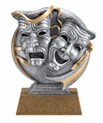 Motion Xtreme (500 Series) Trophies  - Theater - Click to enlarge