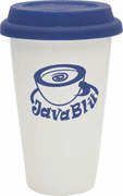 e.Ssential 10 oz. Travel Coffee Mugs - Click to enlarge