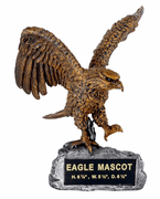 Eagle Mascot Trophy - Click to enlarge