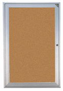 Enclosed Cork Boards - Click to enlarge