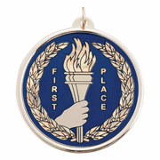 First Place Torch Medals - Click to enlarge