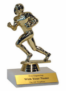 Football Participation Trophy - Click to enlarge