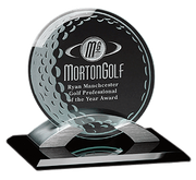 Golf Tangent Award - Click to enlarge
