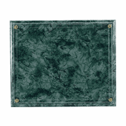 Green Ceritificate Plaque - Fits 8 1/2 x 11 Certificate - Click to enlarge