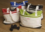 Fitness Fun Tote - Click to enlarge