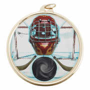 Color Medals (2 3/16 Inch) - Hockey - Click to enlarge