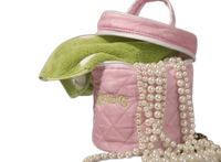 Personalized Holly Golightly Quilted Tote