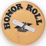 Honor Roll Insert (Etched) - Click to enlarge