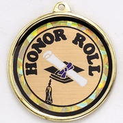 Honor Roll Medal - Click to enlarge